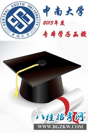 2013年中南大学函